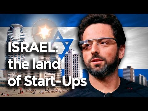 How Did ISRAEL Become The Country of START-UPS? - VisualPolitik EN