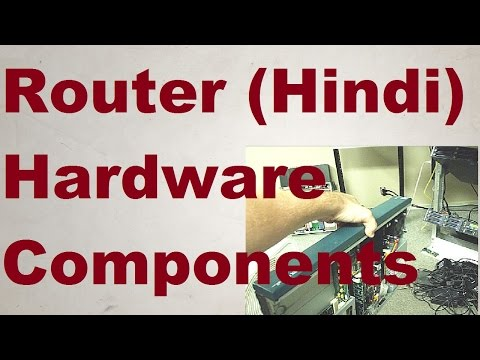 Networking Basics | Router Hardware Components