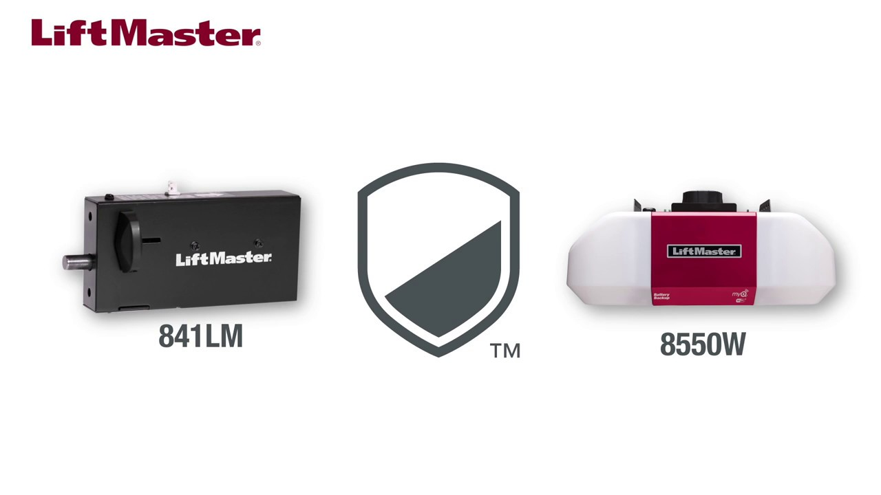 How to Install the LiftMaster Automatic Garage Door Lock, Model 841LM
