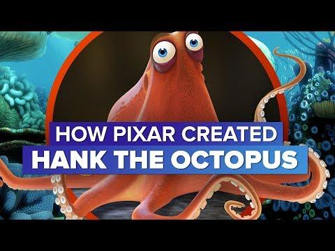 Zatím nejsložitější postavička Pixaru