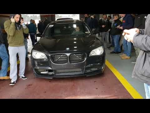 Was it worth it? BMW M 7-series at dealer auction