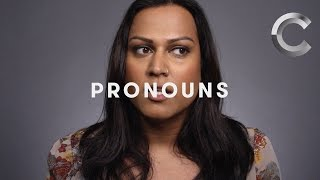 Pronouns   Trans   One Word   Cut