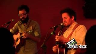 "Josh Rouse: ""I Will Live On Islands"". Sala Matisse (Valencia), 15-12-2012"