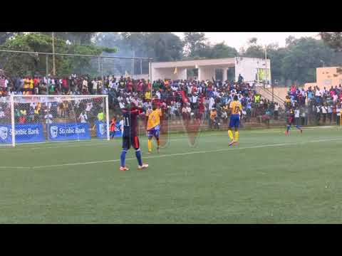 STANBIC UGANDA CUP; Revita, Aliro on target as KCCA FC edge past Catda