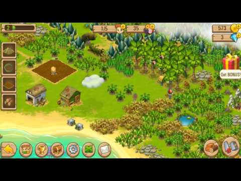 Island Experiment Gameplay Walkthrough - Tutorial for Android/IOS:iPad/iPhone