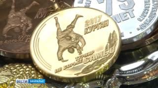 Открытый турнир по самбо в честь благоверного князя Александра Невского