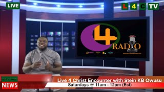 L4C ENCOUNTER: Stein KB Owusu (Promo)