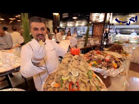 العرب اليوم - شاهد: مطعم إماراتي يفرض غرامة على مَن لا يأكل طعامه بالكامل
