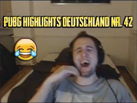PUBG Highlights Deutschland #42 - Bierbank lacht sich zu Tode!