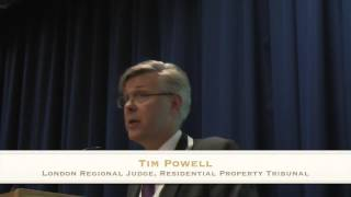 Judge Tim Powell explains the leasehold First-Tier Tribunal