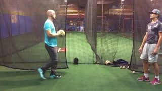 Great Power Med Ball Exercise for Pitchers: Follow Through and Explode!