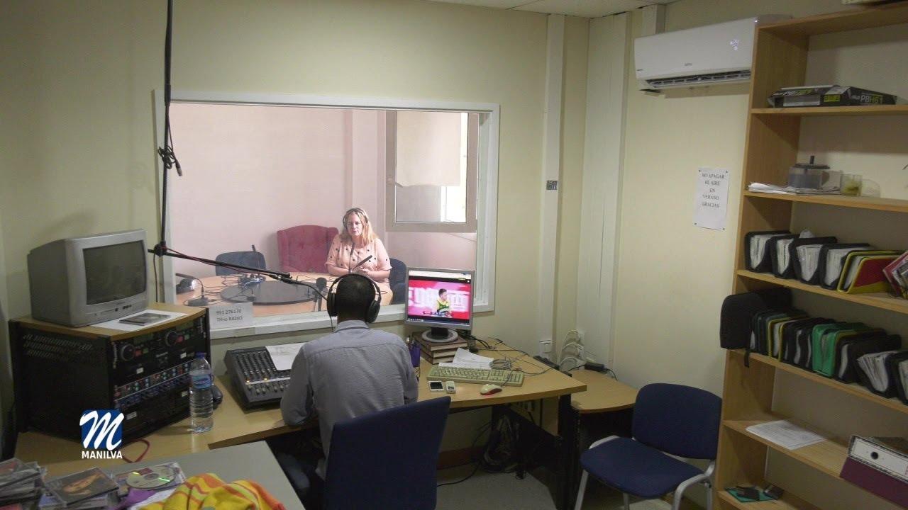 SUBVENCIÓN Y MEJORAS PARA LA RADIO MUNICIPAL DE MANILVA