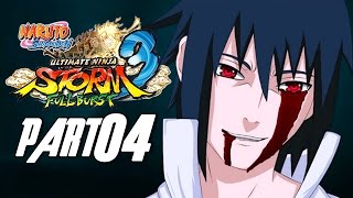 Naruto Shippuden: Ultimate Ninja Storm 3 - Walkthrough Ending, Gameplay Xbox 360