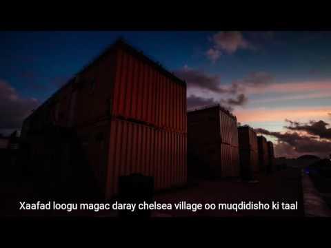 Chelsea village in Mogadishu Somalia