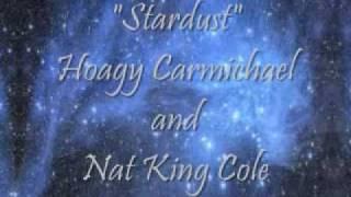 Stardust - Hoagy Carmichael & Nat King Cole