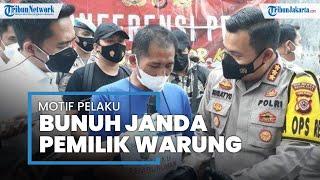 Kisah Asmara Janda Pemilik Warung dengan Sopir Angkot di Bogor yang Berujung Pembunuhan