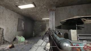 Pump-Action Combat Shotgun Animations