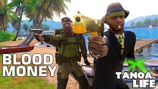 » BLOOD MONEY! « Gangster Copkiller in Arma 3: Tanoa Life Ep.2