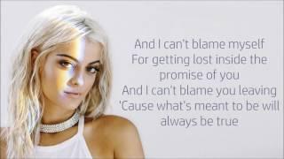 Gambar cover Bebe Rexha ~ Atmosphere ~ Lyrics