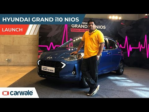 Hyundai Grand i10 Nios | Features and More | Price Rs 4.99 Lakhs Onwards | CarWale