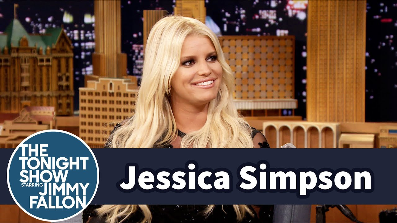 Jessica Simpson's Kids Are Dangerously Good at Tech thumbnail