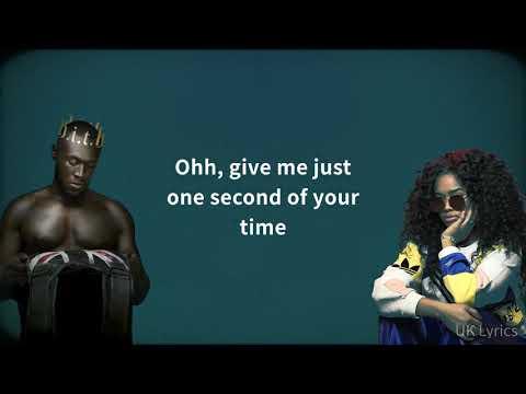 Stormzy - One Second ft. H.E.R (Lyrics)