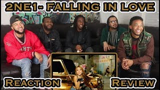 2NE1 - FALLING IN LOVE M/V REACTION/REVIEW