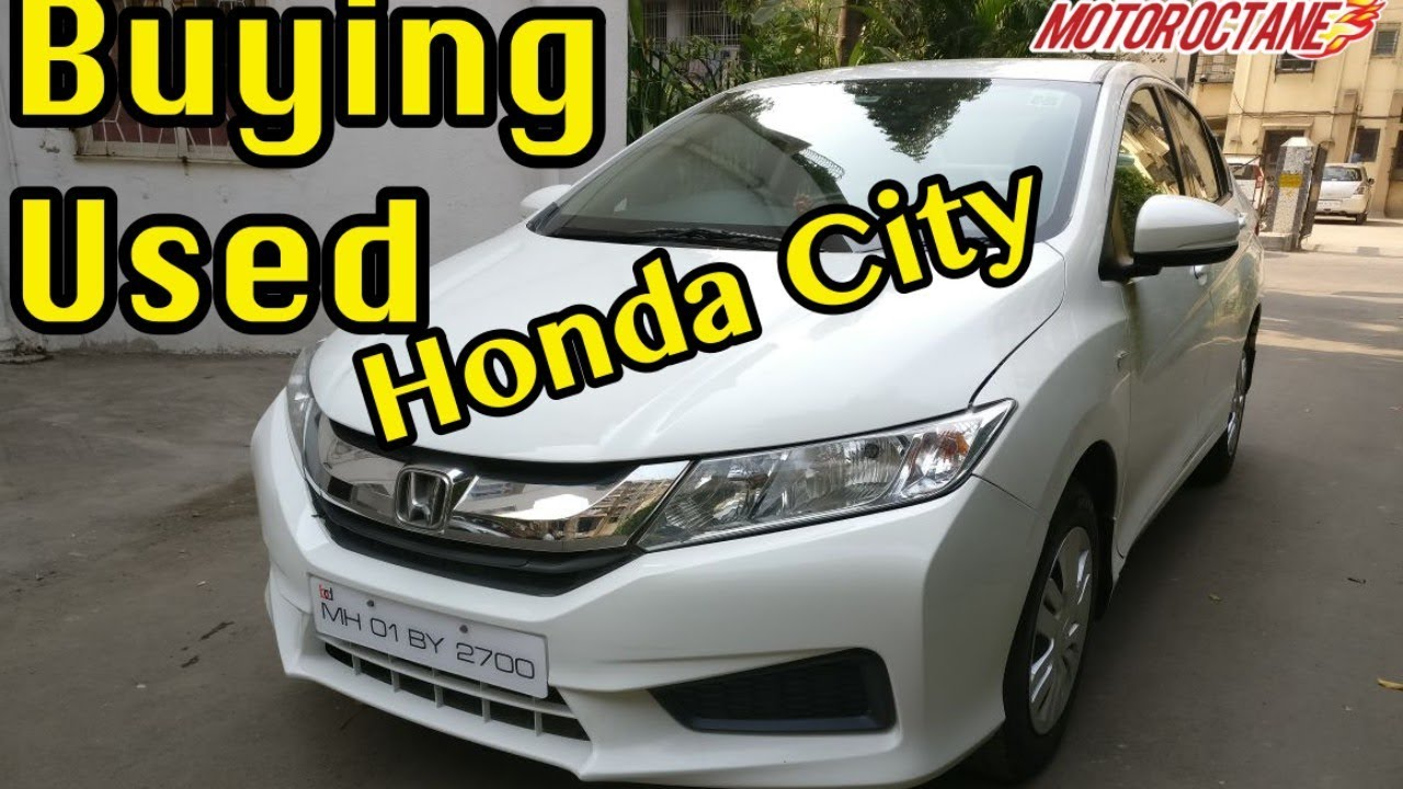 Motoroctane Youtube Video - How to buy Used Honda City in Hindi | MotorOctane