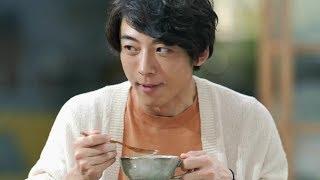 日本CM高橋一生當住家好男人以醬油及牛奶做出母親大讚美食