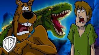 Scooby-Doo! en Français | dinosaure dangereux | WB Kids