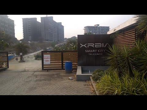 3D Tour of Xrbia SingaPune Ph 1