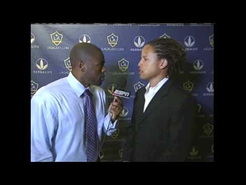 Allen Hopkins Interview - Cobi Jones