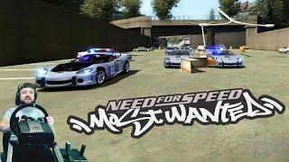 Невозможные финальные погони Рэйзора в Need for Speed: Most Wanted