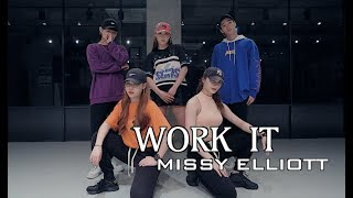 Missy Elliott (Feat. 50 Cent)  - Work It (Remix) / HOLIC SSO Choreography