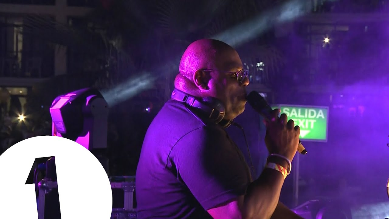 Carl Cox - Live @ Radio 1's 20 year Ibiza celebrations 2015