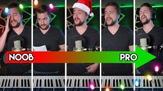 5 Jingle Bells Versions | Terrible to Amazing
