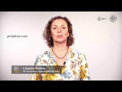 Vozes do Centenário. Catarina Martins