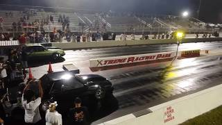 LIVE DRAG RACING DRONE VIEW