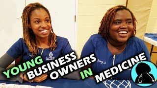 Only in their 20's and own a Healthcare Business... You can too!