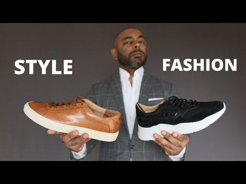 Style Vs Fashion, What's The Difference?