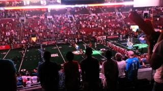 Jermaine Jones Singing The National Anthem
