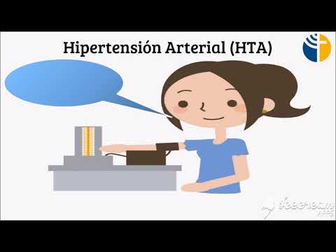 Régimen con hipertensión