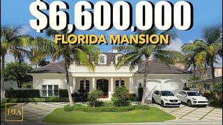 Inside A $5 Million Dollar   Waterfront Mega Mansion   Luxury House Tour   Peter J Ancona-Vlog# 41