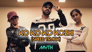 Ko Ko Ko Kozhi | Myth | Speed Track | Dileep | Trivian dance culture | DR Crew