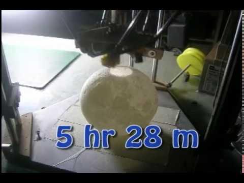 月亮燈 Moon Lamp - 12cm