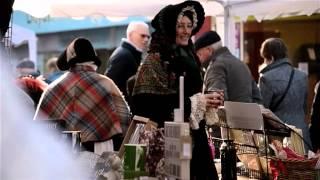 Trowbridge Dickensian Market 2012