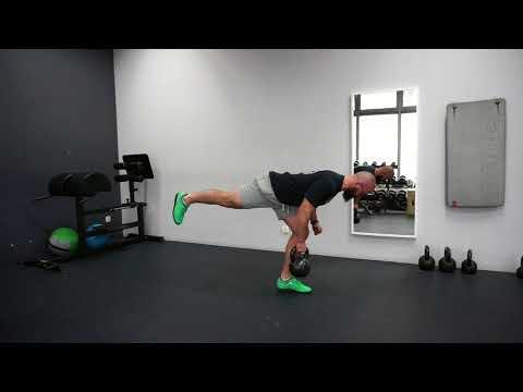 Jak podkręcić mięśnie mostka
