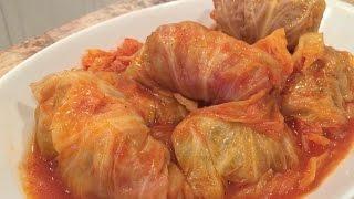 Instant Pot Grandma Lil's Stuffed Cabbage