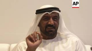 Emirates chairman and CEO holds presser