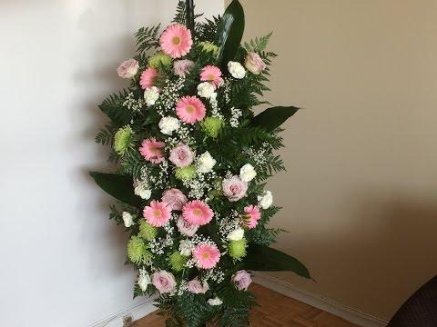 Como hacer una columna decorar bodas